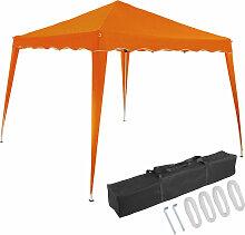 Pavillon 3x3m UV-Schutz 50+ wasserdicht faltbar