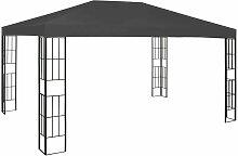 Pavillon 3x4 m Anthrazit VD48922 - Hommoo