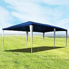 Pavillon 3x6m Gartenzelt UV-Schutz Hochwertiger