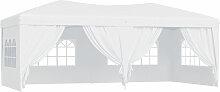 ® Pavillon Gartenzelt faltbar wasserabweisend 3 x