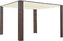 Pavillon mit Dach Partyzelt Pavillon Outdoor