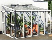 Pavillon-Nachrüstsatz Helena 8600 Weiß