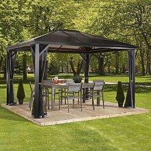 Pavillon Verona 10x14, 298x422x260 cm