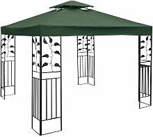 Pavillondach Ersatzdach Pavillonplane Dachabzug