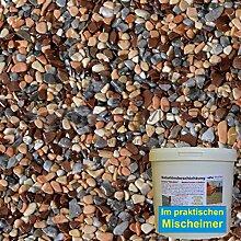 PaviPlan® 1 m² Steinteppich-Boden Marrone MC-02