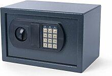 Pavo Wand/Tisch Tresor/Safe 31x20x20 cm - Safe mit elektronischem Zahlenschloß, 8040391