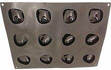 Pavoflex ZEN, Silikonbackmatte 'Steine',