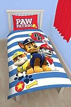 Paw Patrol Bettwäsche für Einzelbett, Motiv:
