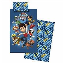 Paw Patrol Nickelodeon PT20053 Bettwäsche Kinder
