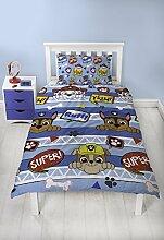 Paw Patrol Peek Bettwäsche-Set für Jungen, für