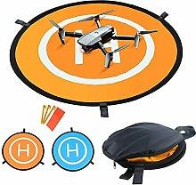 PAWACA Drohnen Landing Pad,Tragbar 75cm Universal