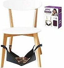 Pawise 28573 Katzen Hängematte für Stuhlbeine