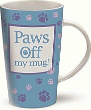 Paws Off - Mug - Becher - Latte