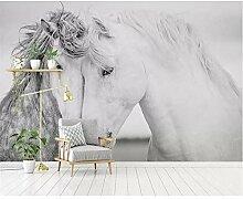 Pbldb 3D Fototapete Dekorative Tapete Einfache Art