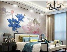 Pbldb Chinesische Tapete Für Wohnzimmer 3D Tapete