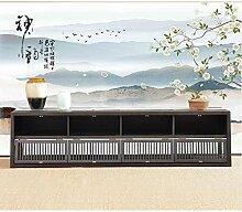 Pbldb Chinesischen Stil Blume Tapete Muster Tapete
