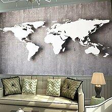 Pbldb Stereoskopische Weltkarte Der