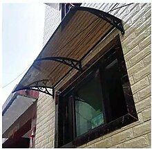 PC Polycarbonat Tür Canopy Markise, Tür Eintrag