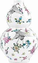 Peaceip Keramik Vase Dekoration Blumenvase Moderne Minimalistische Dekorative Ideen Kleine Vase Matt Porzellan (Farbe : 2)
