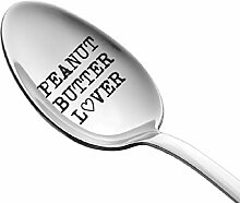Peanut Butter Lover oder Nutella Lover Teelöffel