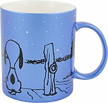 PEANUTS Tasse Snoopy & Schröder, ca.