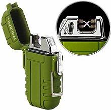 PEARL Arc-Feuerzeug: Elektronisches Feuerzeug mit