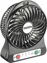 PEARL Mini Ventilator Akku: