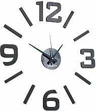 PEARL Uhr zum Aufkleben: 1-Meter