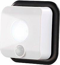 PEARL Wandlampe mit Batterie: