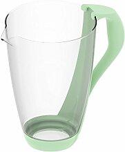 PearlCo Glas-Wasserfilter (grün)- Ersatzkanne ohne Zubehör