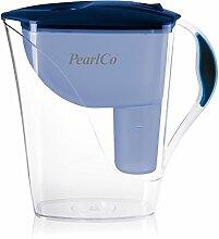PearlCo Wasserfilter Fashion (dunkelblau) inkl. 1