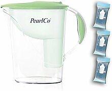 PearlCo Wasserfilter Standard (mint) Starter-Paket