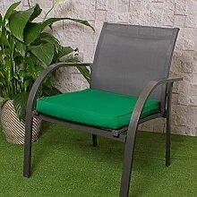Pebble® Polster für Gartenstuhl, mit Fasern