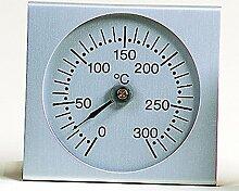 Pebeo Backofen-Thermometer, silberfarben