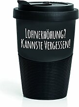 Pechkeks Kaffee Thermobecher to go Porzellan mit