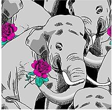 pectyxsw Elefant DIY 5D Diamond Painting