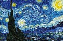 pectyxsw Van Gogh Sternenhimmel﹣ DIY Diamond