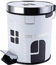 Pedal Mülleimer Küche Badezimmer mit großer