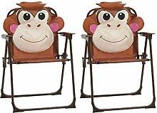 pedkit 2 STK. Kinder Gartenstühle Kindersessel