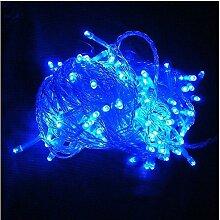 Pegasus 220 500 LED 50 m Blau Schnur Dekoration Licht für Weihnachtsfes