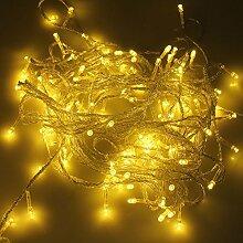 Pegasus 500 LED 50 m warmes Weiß Schnur Dekoration Licht für Festival 220V