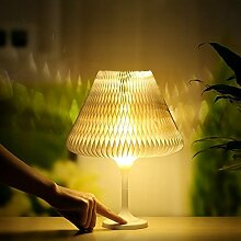 Pegasus Creative Touch Control Papierwechselbare Tischlampe LED USB Dimmable Schreibtischlampe Schlafzimmer Dekoration