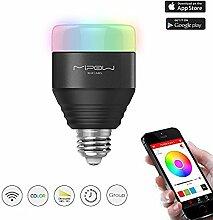 Pegasus MIPOW E27 LED Glühlampe 5W RGB-Licht intelligente Bluetooth 4.0 Wireless-App Steuerung AC100-240V