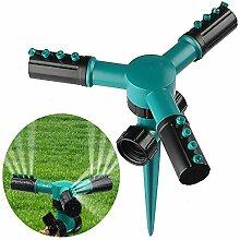 Pei Sprenger Garten Sprinkler 3-Arm Sprenger