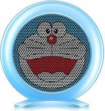PEIVOR Mini Heizung Elektroheizung Kleine Cartoon