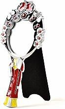 Peking Opera Prozess Hand gehalten Spiegel chinesischen Stil Featured Geschenke , small mirror - wang zhaojun 814