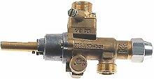 PEL PEL22S/V Gashahn für Grill Gas Electrolux