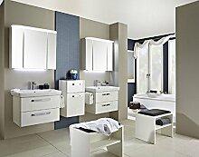 Pelipal Pineo 6 tlg. Badmöbel Set / Waschtisch / Unterschrank / Spiegelschrank