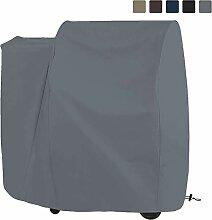 Pellet Grill Cover 12 Oz Waterproof - 100% UV &