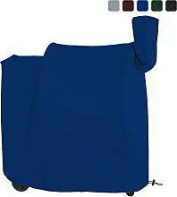 Pellet Grill Cover 18 Oz Waterproof - 100% UV &